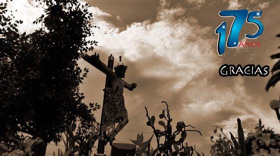 Gracias por ser parte de este festejo.  Gracias por ser parte del 175 aniversario del hallazgo Señor de la Misericordia.   6 de septiembre 2014