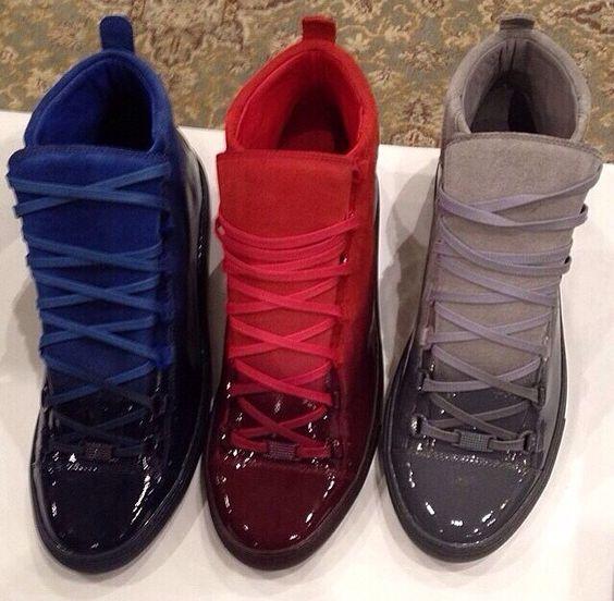 Balenciaga Shoes Men