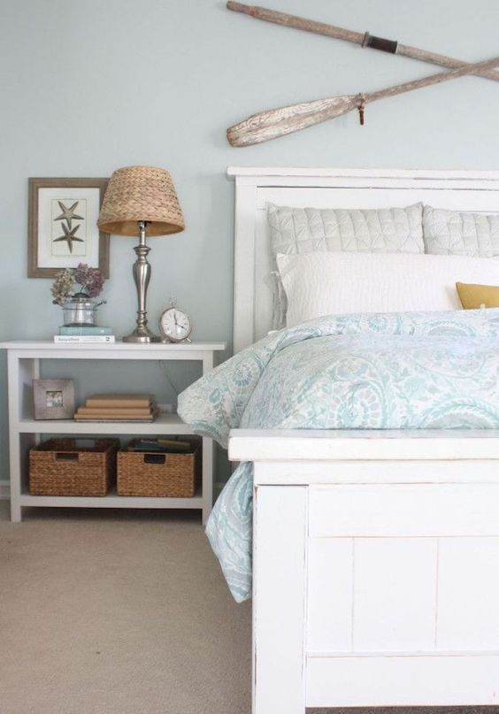 Breathtaking Beach Bedroom Ideas For Fresher Vibe Beach Themed Bedroom Beach House Bedroom Coastal Bedroom Decorating