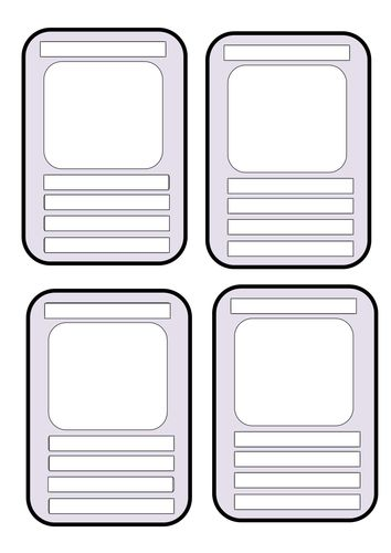 The  Best Top Trumps Ideas On   Playing Card Design