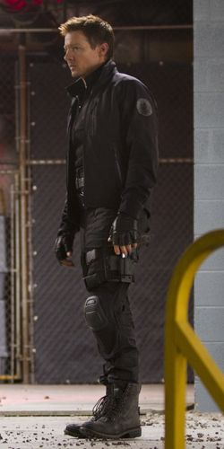Hawkeye Black Jacket Reference Pic