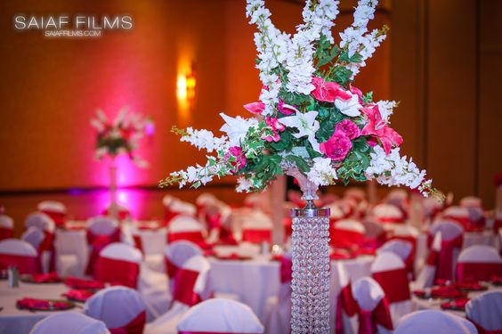 Saiaf Films wedding flowers.: