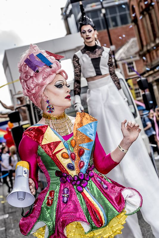 Everything You Need To Know About Manchester Pride 2018