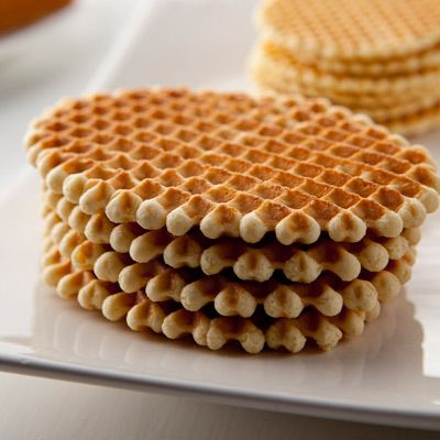 Cookie recipe for waffle iron