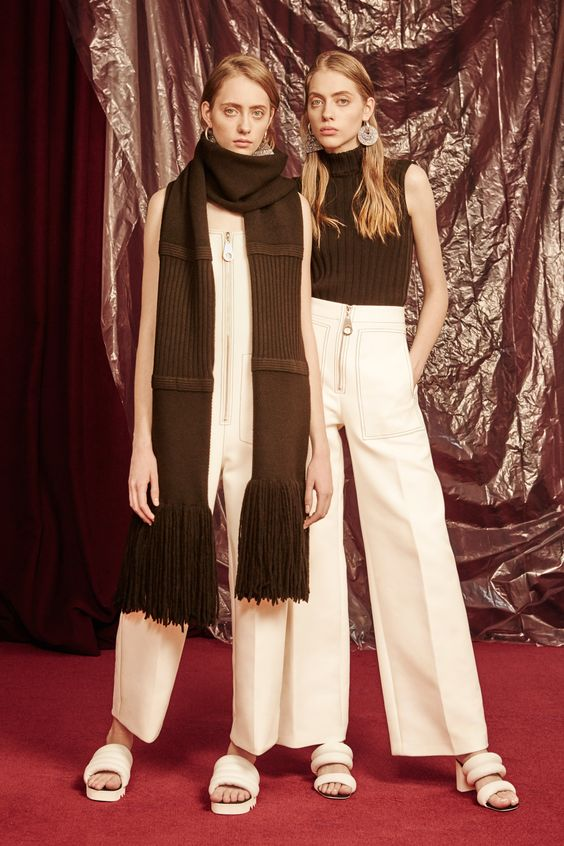 Edun Pre-Fall 2016 Fashion Show: