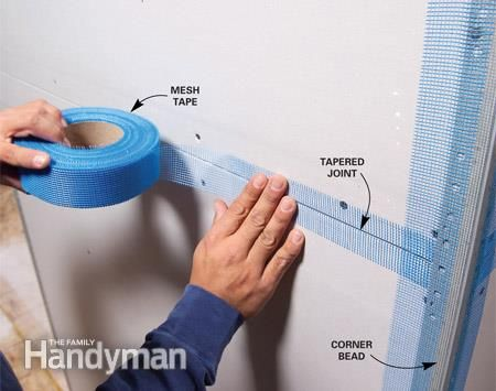 Drywall Tape And Tips On Pinterest