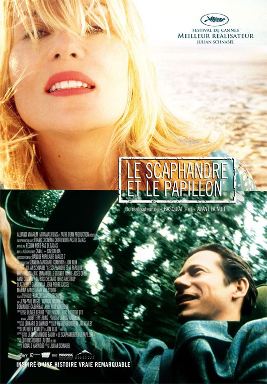 Le scaphandre et le papillon (The Diving Bell and the Butterfly)