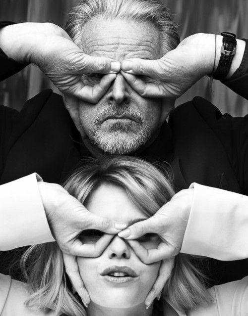 The Eves, 2013. Trevor and Alice Eve.