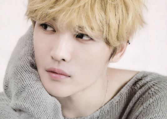 Jaejoong Blonde Hair Blonde Boy Aesthetic Cute Blonde Boys Cute Korean Boys