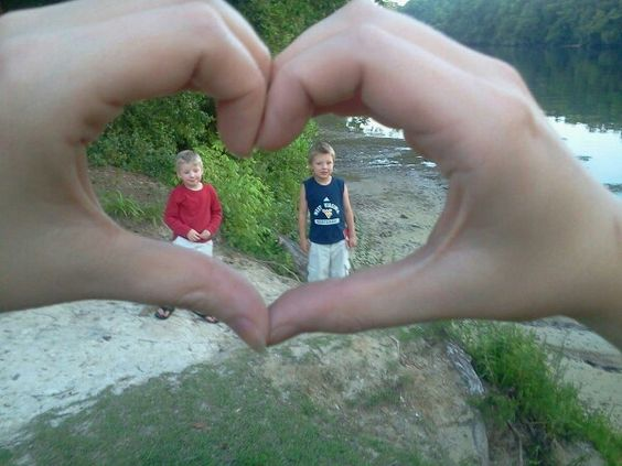 Love my boys