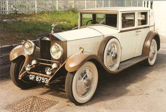 1930 PII HARRISON SALOON 167XJ