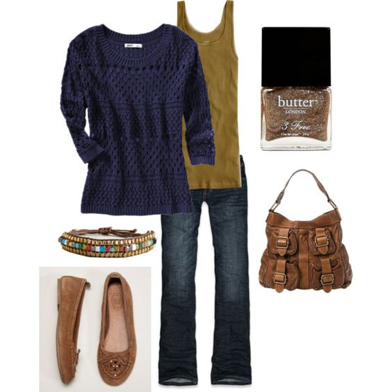 Mustard and Navy: Early Fall, Color Combos, Addiction Clothes, Fall Outfits, Entire Outfit, Color Combinations, Crysti S Fashion, Fall Winter, Bold Colors