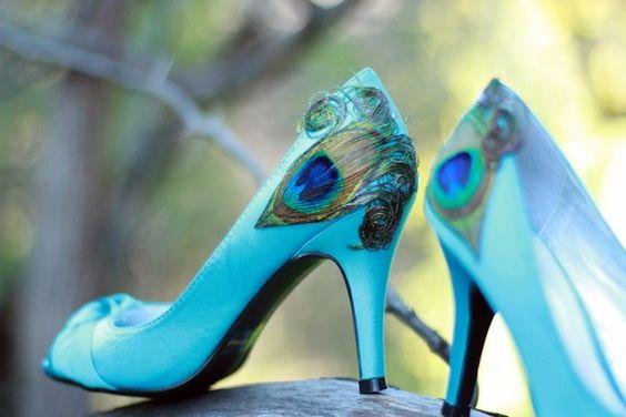 peacock shoes anyone?