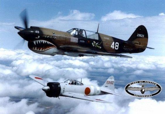 P-40 Warhawk Found in Desert | 40 Warhawk | P-40 Warhawk | Pinterest