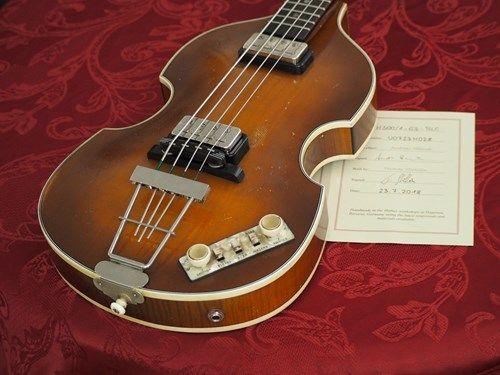 2018 Hofner 500 1 63 Relic Aged Violin Burst Guitars Bass Moe S Guitars Guitar Guitar Guy Bass Guitar