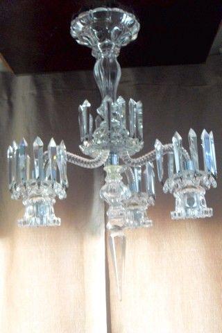 lampara de cristal
