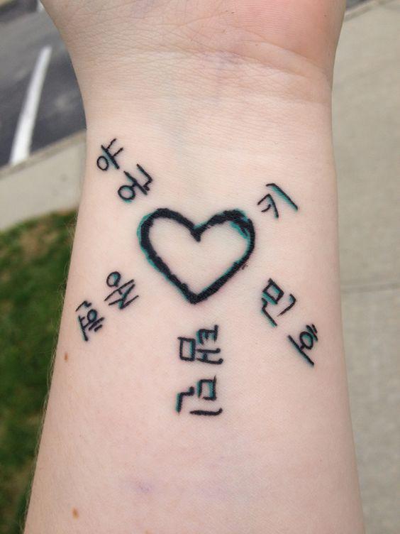 Korean Dragon Tattoo Meaning: Pinterest • The World's Catalog Of Ideas