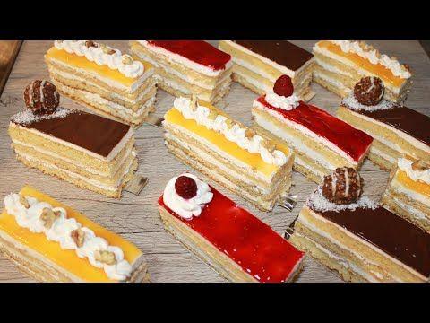 حلوة لاكريم فردية سهلة و اقتصااادية ب3 أنواع من كلاصاج و كتخرج كمية كبيرة للمبتدئات Youtube Cooking Recipes Sweets Food