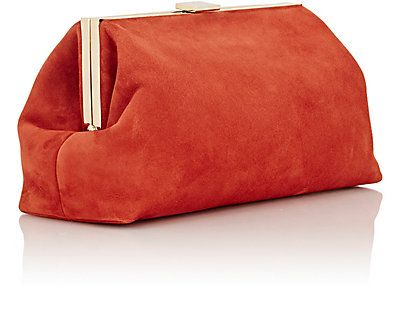Mansur Gavriel Volume Clutch -  - Barneys.com: