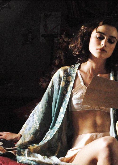Atonement, 2007. Keira Knightley (d. Joe Wright)                                                                                                                                                      Plus