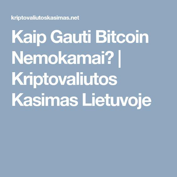 kriptovaliutos org