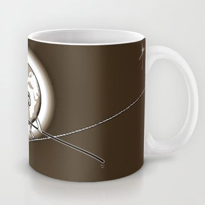 Our Fragile Earth Mug by Steve Bonello - $15.00