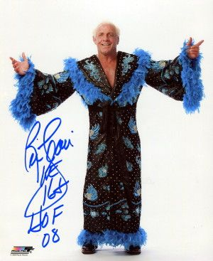 Ric Flair Meet & Greet Appearance Event: That 90's Show Date: Saturday, October 25, 2014 Time: TBA Location: Hilton Hasbrouck Heights-Meadowlands  650 Terrace Avenue  Hasbrouck Heights, NJ 07604 Purchase tickets & more information on the event: http://bit.ly/1iQou6b