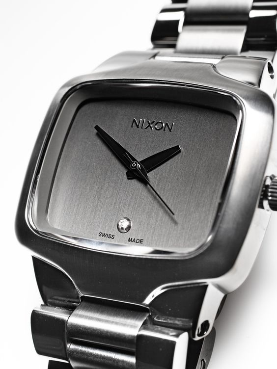 Perect watch EVER the automatic #Nixon #Player #XL in #Gunmetal