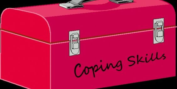 List of over 60 coping skills