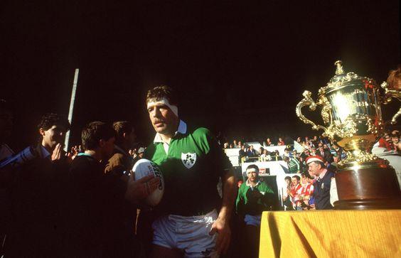 Donal Lenihan - CdM 1987