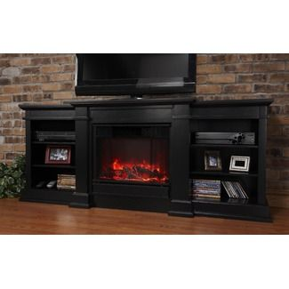 Fireplaces Entertainment And Tv Stands On Pinterest