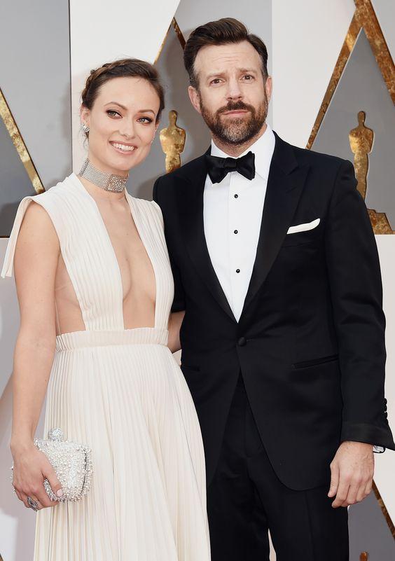 Olivia Wilde e Jason Sudeikis: