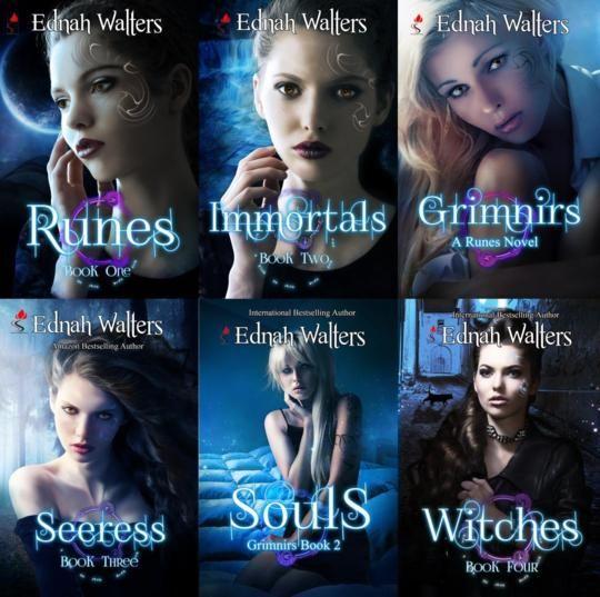 Runes Series - Ednah Walters