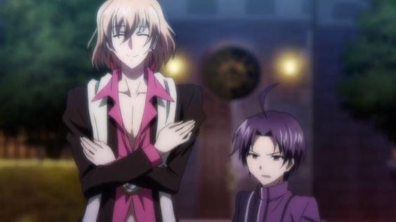 SERVAMP : Lily, Misono (ep 02)