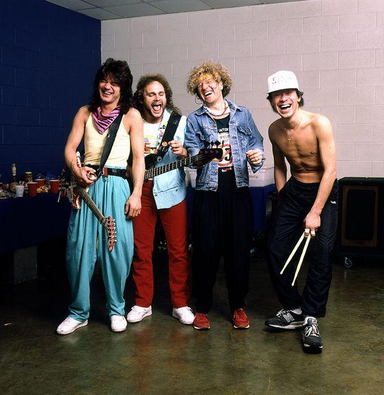 Deborah Feingold Photography — © deborah feingold photography Van Halen 1985