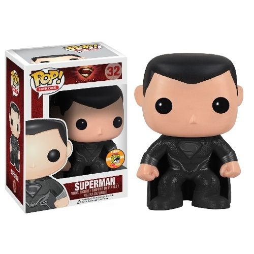 Superman Brought to you by Pop In A Box, the site Funko Pop! Vinyl shop