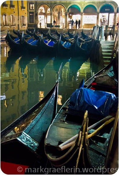 Bella Italia – Venezia – Venedig am Abend / Venice by night