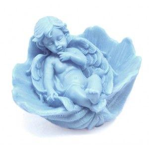 Molde jabón, Ángel del Cielo perfecto para detalles bautizo en jabón.