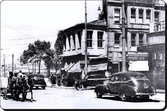 Sirkeci - 1950'ler