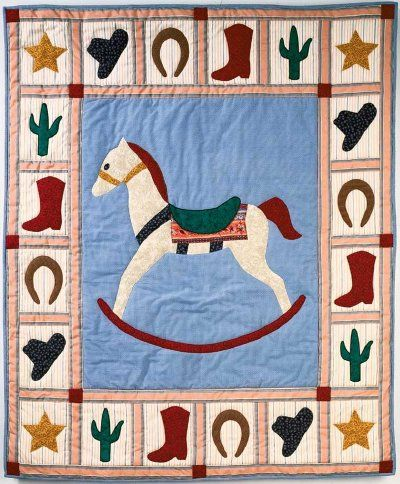 baby quilt patterns | ... up! You'll have a grand ol' time making this charming baby quilt: