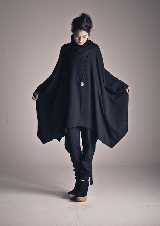 kowtow clothing - 100% certified fairtrade organic cotton clothing - Whereabouts cape
