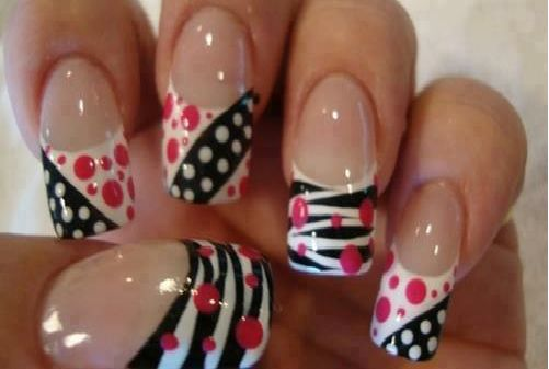 Unhas Decoradas do Facebook