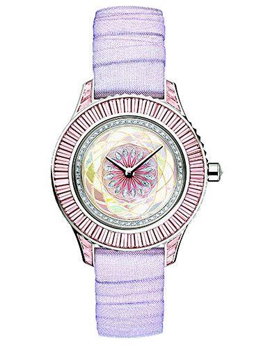Ballet-Inspired Pieces: Dior Timepieces