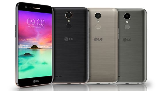 LG K10 Akıllı Telefon