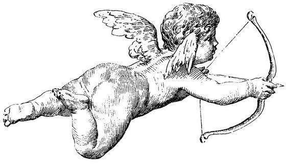 drawing of Italian cherebs - Google Search