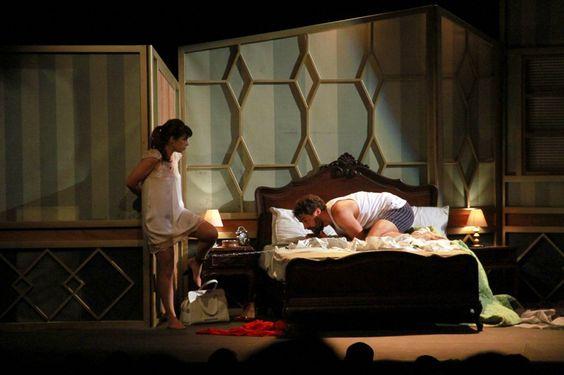 Um sonho para dois - Maria Ribeiro e Ricardo Pereira