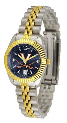 Virginia Cavaliers- University Of Executive Anochrome - Ladies - Women's College Watches by Sports Memorabilia. $153.47. Makes a Great Gift!. Virginia Cavaliers- University Of Executive Anochrome - Ladies