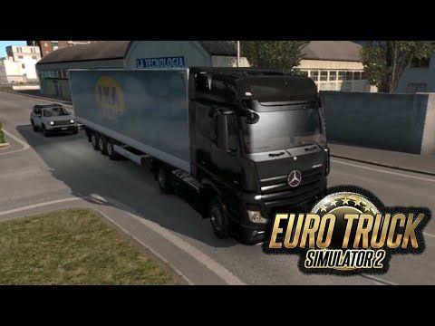 Ets 2 Mercedes Benz Truck 2020 Euro Driving Mercedes Benz 2020
