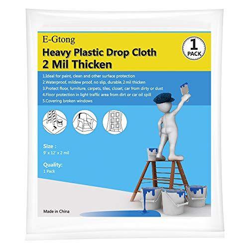 Option For Plastic Tarp 3 5s Week 1 Plastic Drop Cloth Drop Cloth Tarps