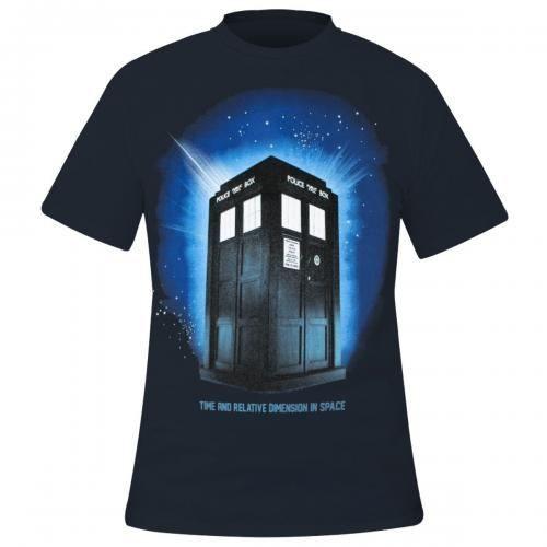 T Shirt Homme DOCTOR WHO Tardis | Doctor who tardis, Sweat